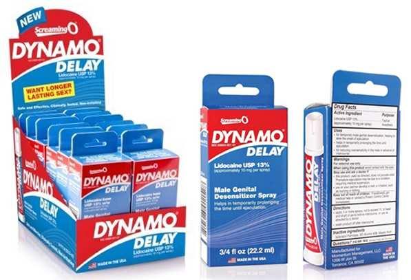 Thuốc quan hệ lâu ra Dynamo của Mỹ